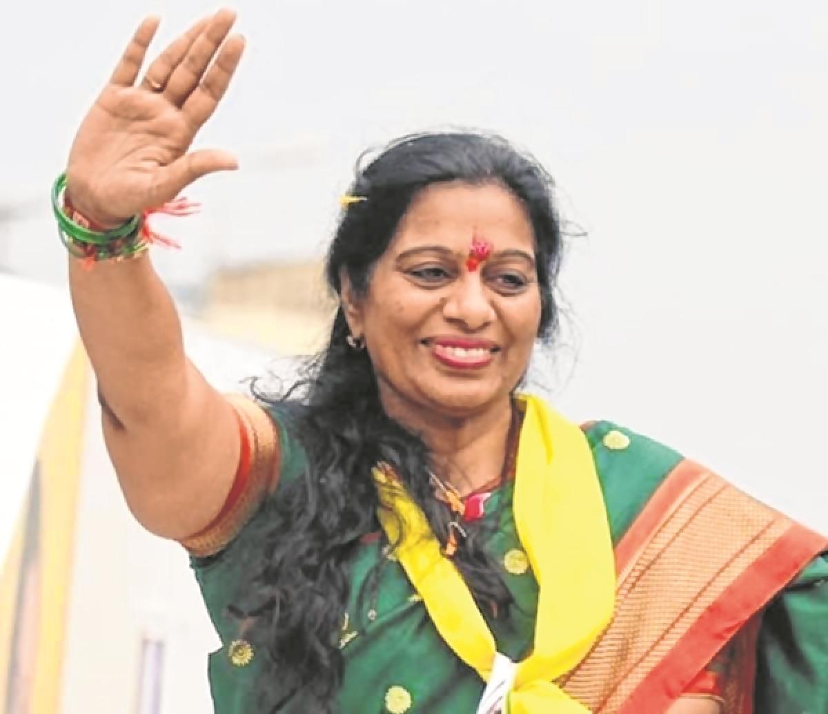 BJP rebel Geeta Jain bats her way to victory