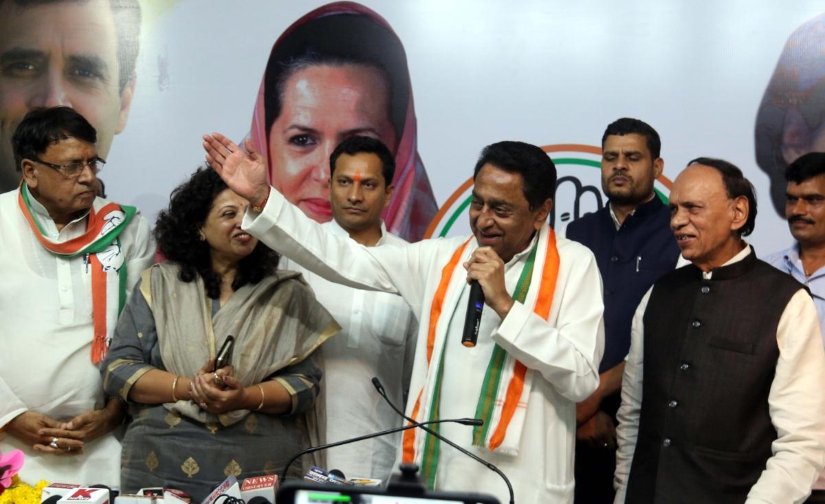 Bhopal: Kantilal wins in Jhabua, Kamal gets strong
