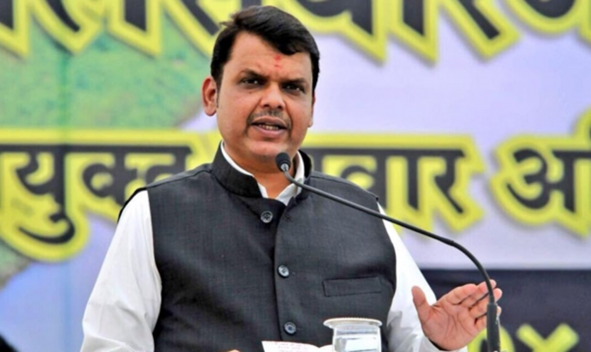 Congress, NCP accept defeat even before votes: CM Fadnavis