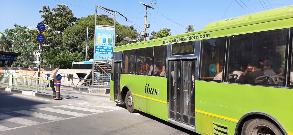 Indore: AiCTSL to get 30 new buses post Diwali