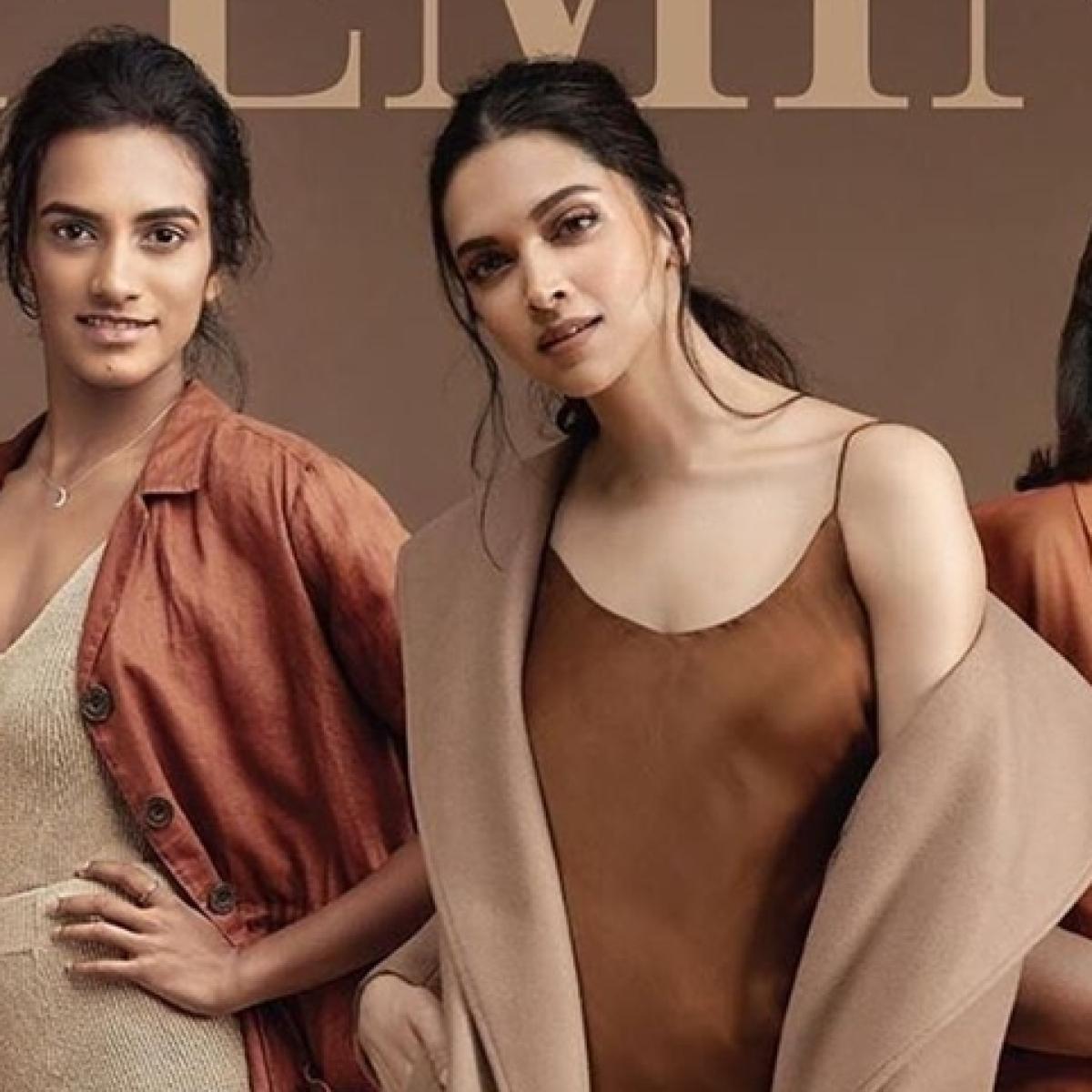 Deepika, PV Sindhu, Kiran Mazumdar radiate confidence on Femina's anniversary special cover