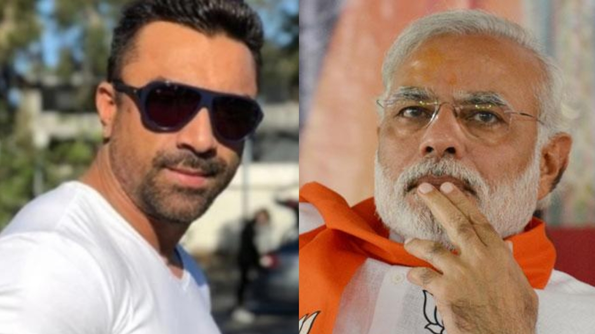 Wait, what? Mahika Sharma thinks Ajaz Khan will become India's PM
