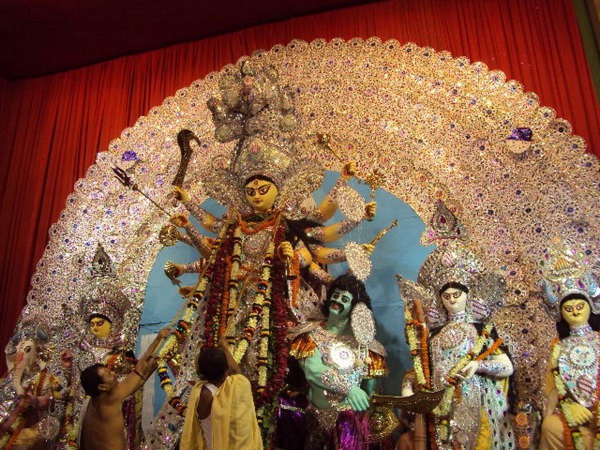 Durga Puja 2019: 5 pandals you just have to visit in Mumbai