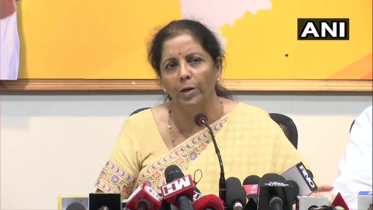 Several steps will be taken by government to simplify GST, says FM Nirmala Sitharaman