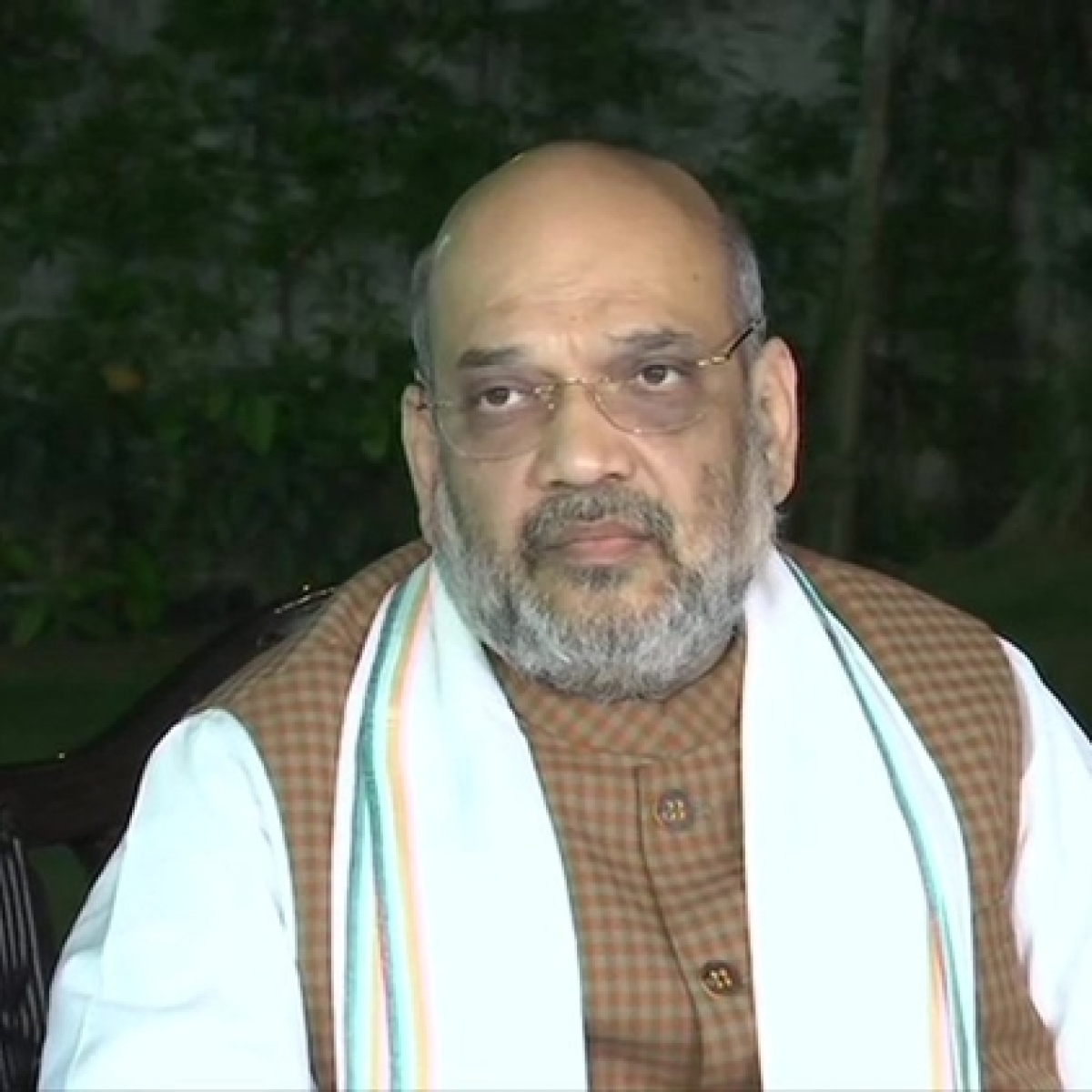 'Congress did partition on basis of religion': Amit Shah