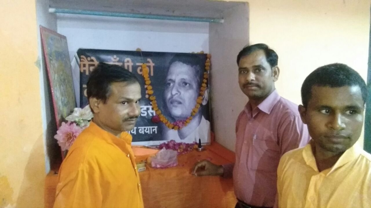 Kamlesh Tiwari shot dead: Who is the former Hindu Mahasabha leader and why was he jailed?