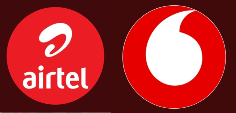Airtel and Vodafone