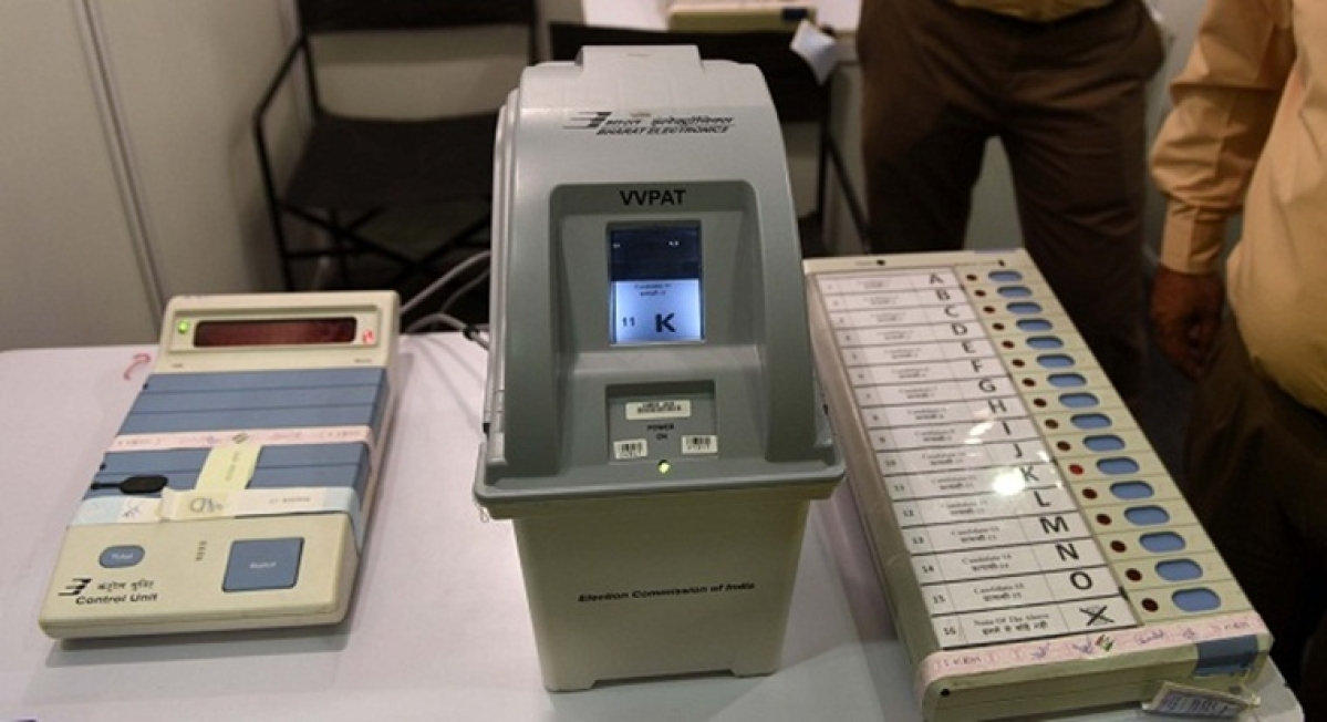 4,600 EVMs, VVPATs malfunction during voting for Maharashtra Assembly election 2019