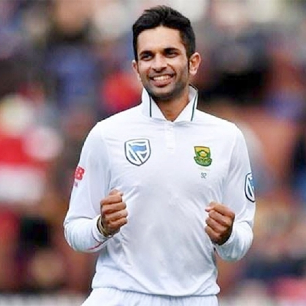 South Africa's Keshav Maharaj ruled out of third Test