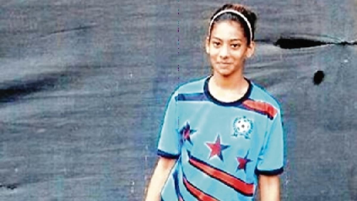 Namrata Thakur bangs high-five in Football Tournament