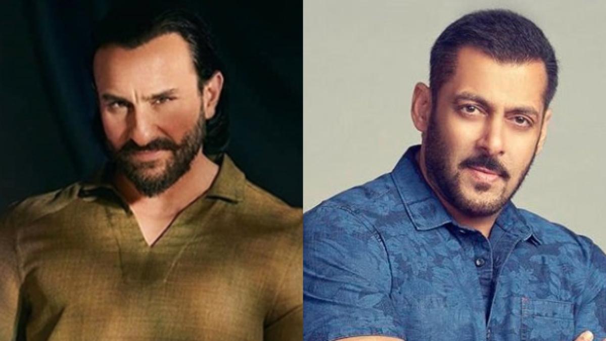 Saif Ali Khan reveals why he was replaced by Salman Khan in 'Race 3'