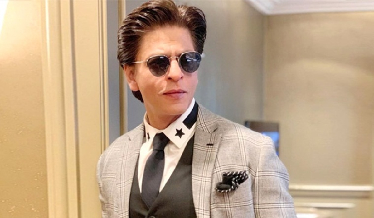 Shah Rukh Khan displays his inimitable wit in latest Ask SRK session on Twitter