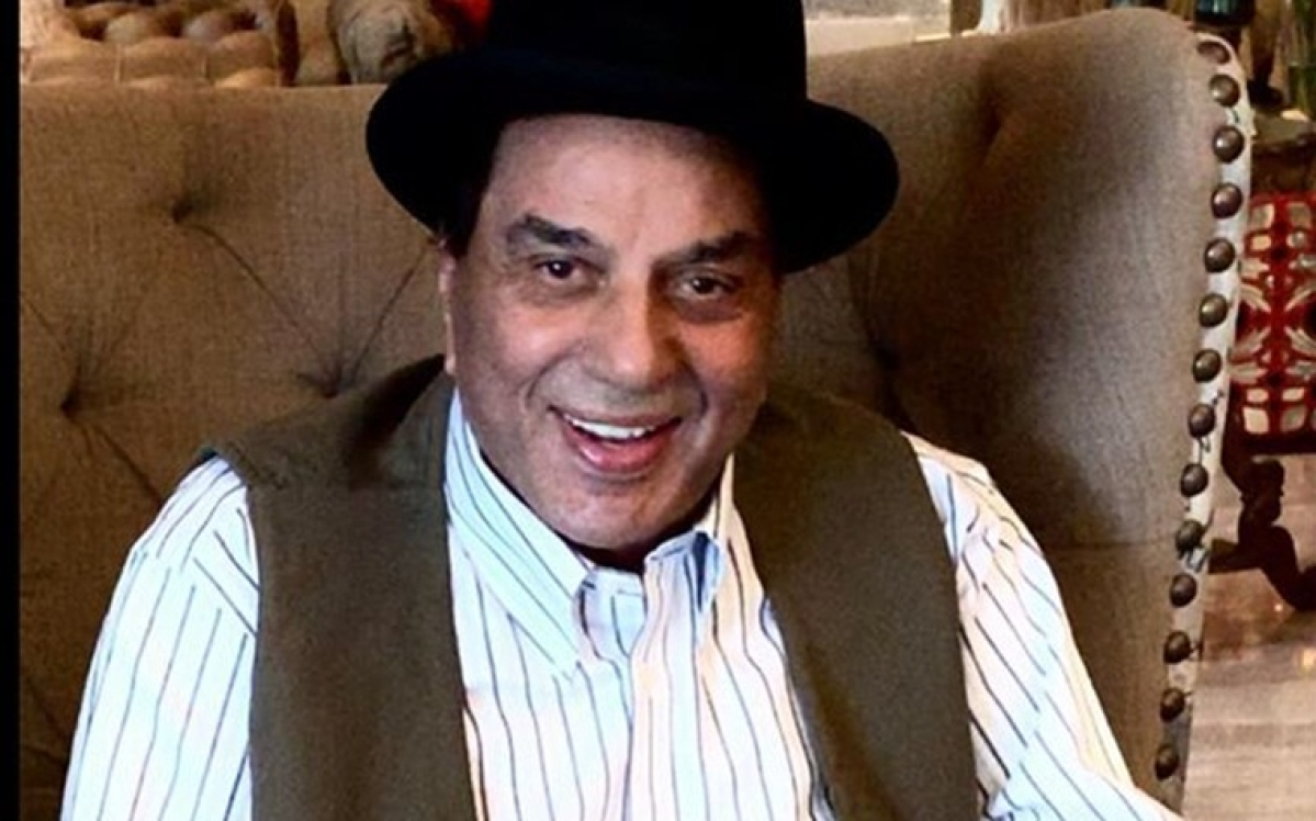 He is a bit better now: Dharmendra recuperating from dengue