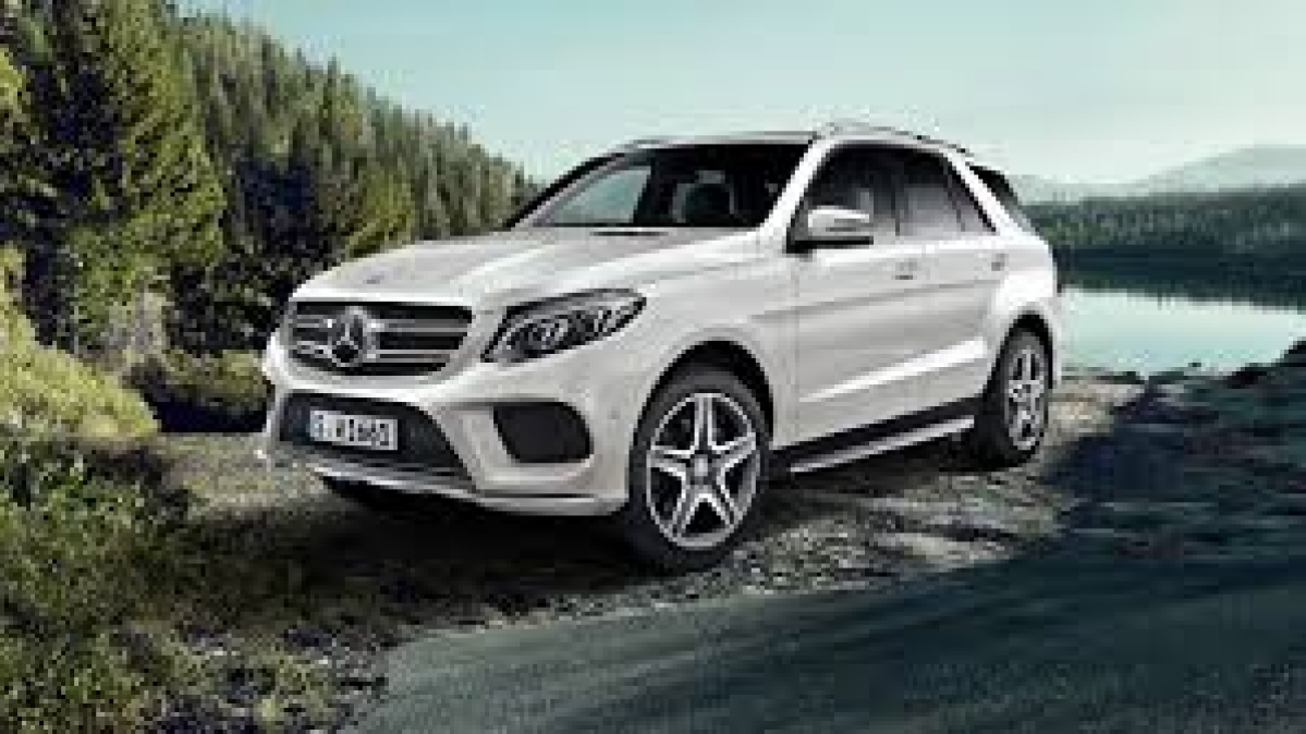 Mercedes-Benz new GLE SUV booking open