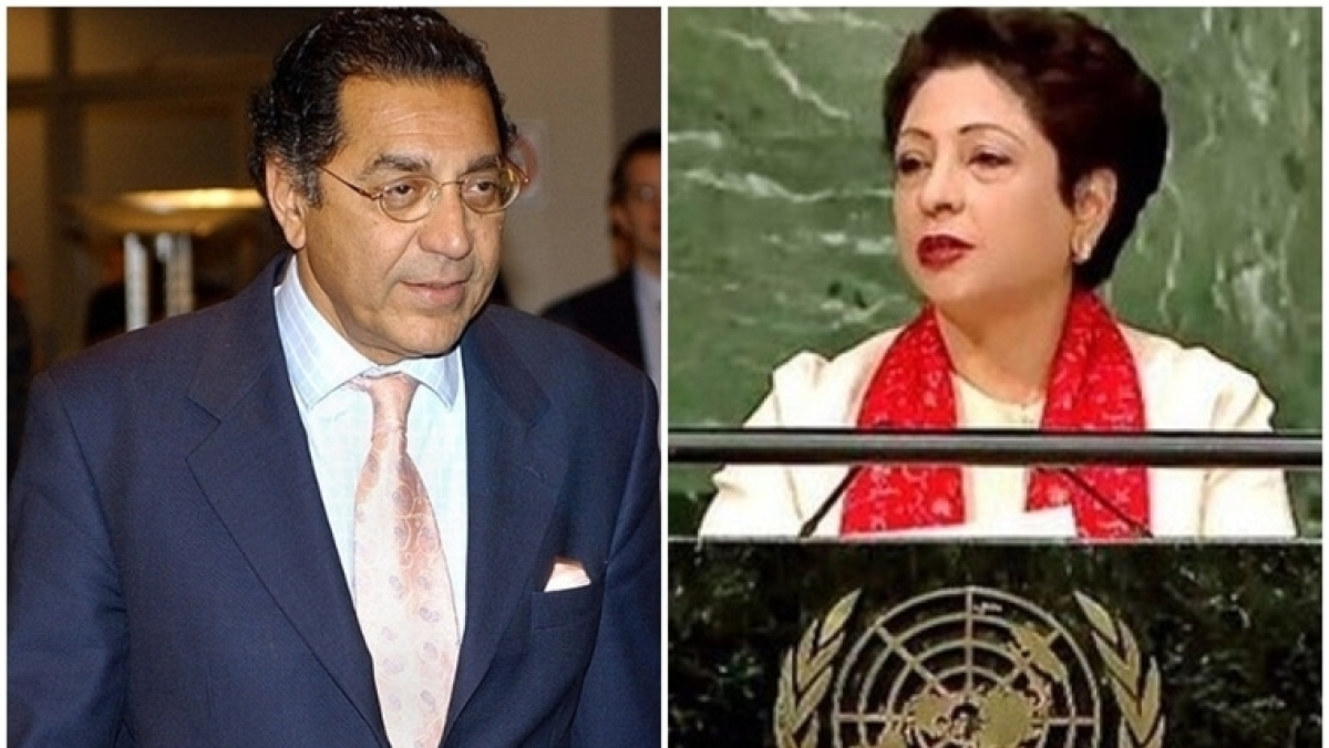 From typo queen to domestic abuser: Who is Pak's new UN Ambassador Munir Akram?