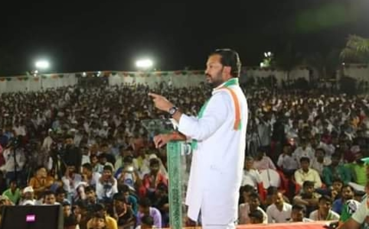 NOTA is the second choice in Latur Rural Assembly seat, behind only Congress' Dhiraj Deshmukh