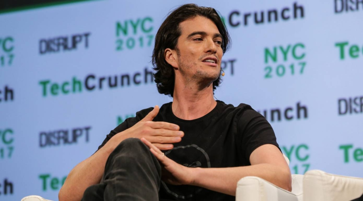 WeWork founder Adam Neumann quits, leaves as a billionaire