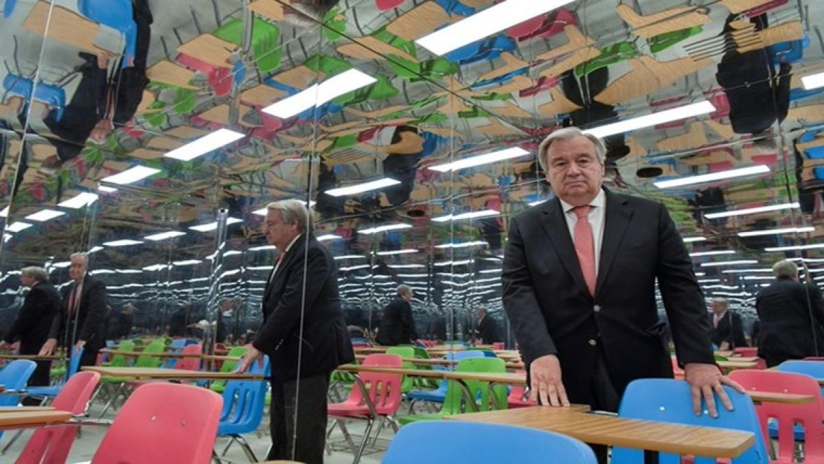 UN faces $230 million shortfall, may borrow from working capital to run operations: Antonio Guterres