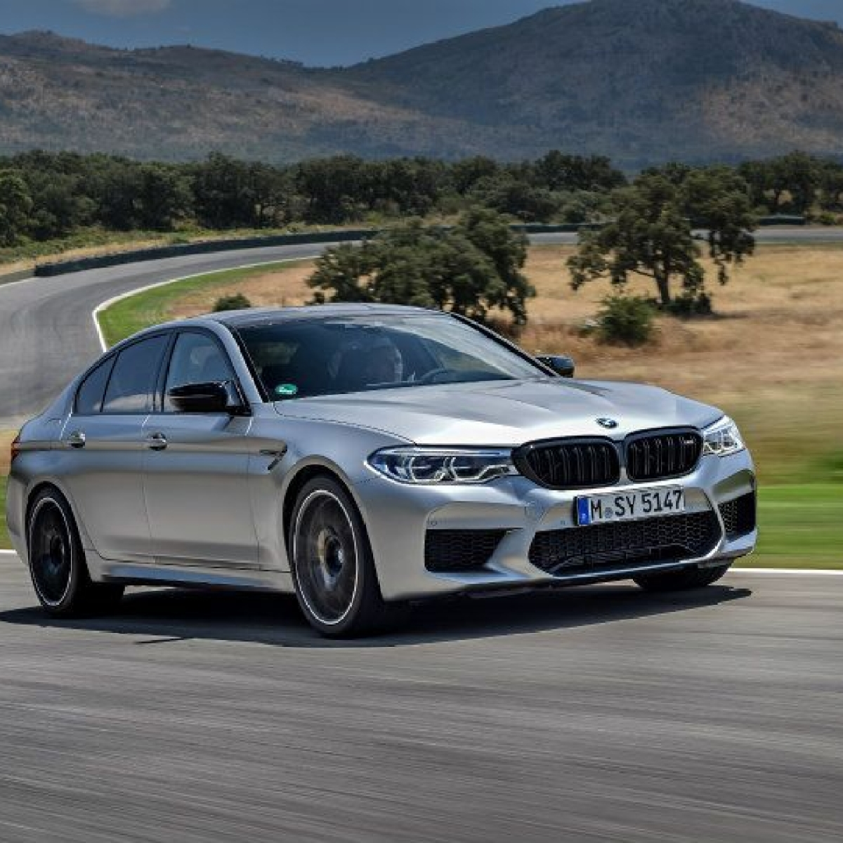 BMW drives in new M5 Competition in India priced at Rs 1.55 cr