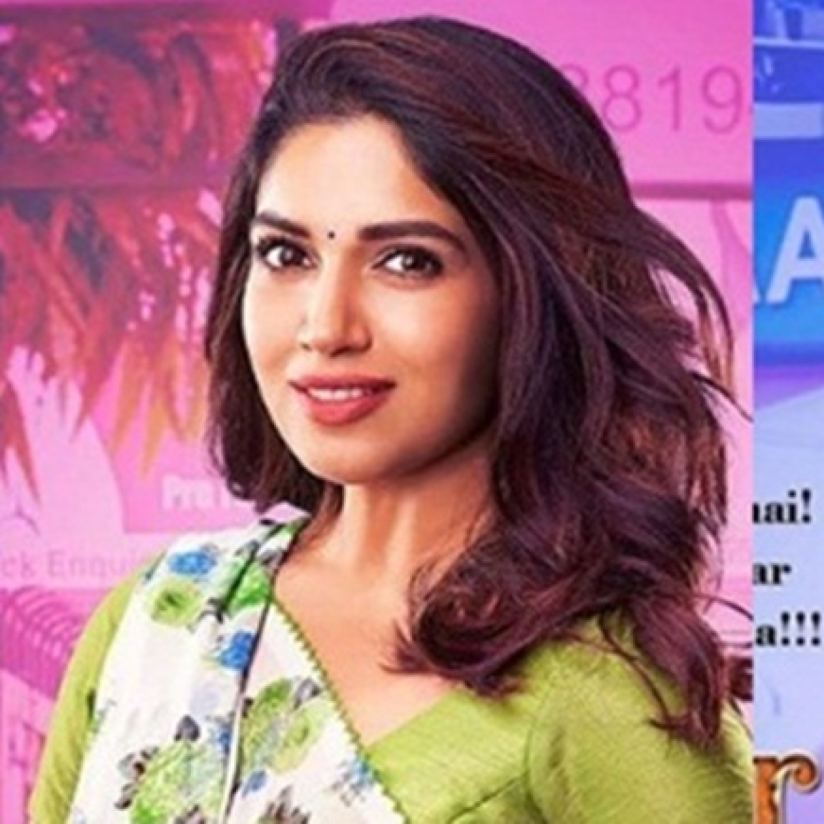 Pati Patni Aur Woh: Bhumi Pednekar and Ananya Panday share first look from movie