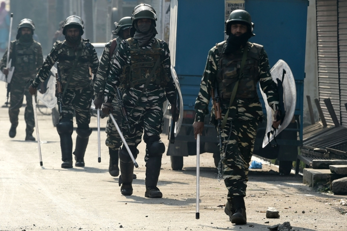 Security beefed up in Kashmir after terror attack, normal life disrupted in valley