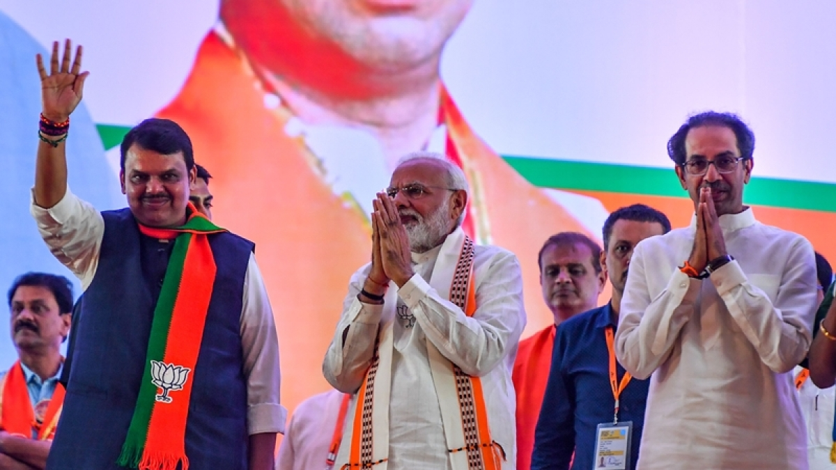 CM Fadnavis likely to take second-term oath this week amid BJP-Shiv Sena's ongoing cold war