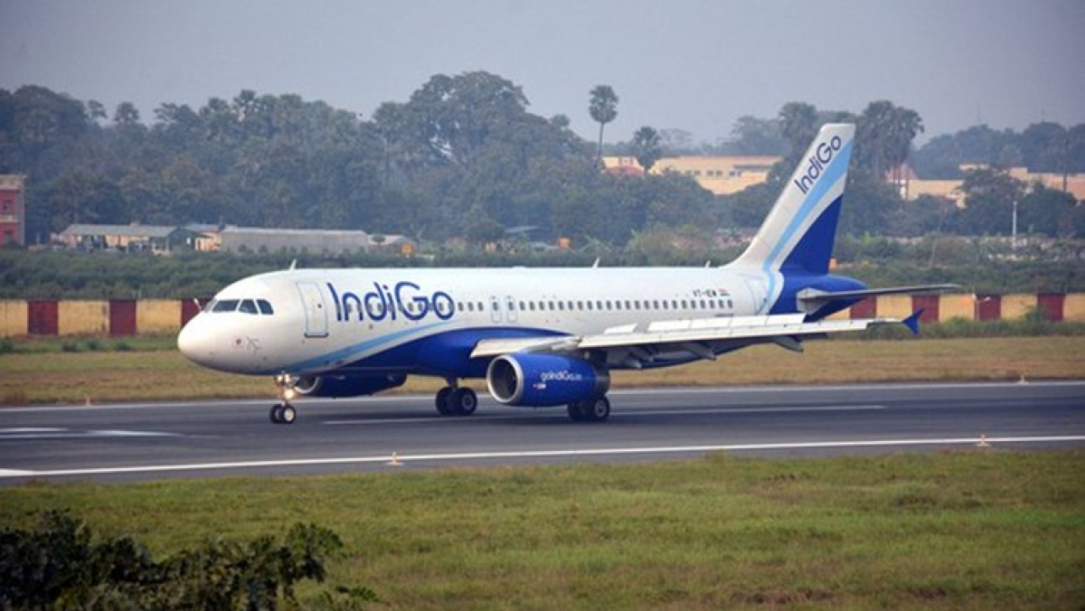 Coimbatore-bound IndiGo flight suffers technical snag in Chennai