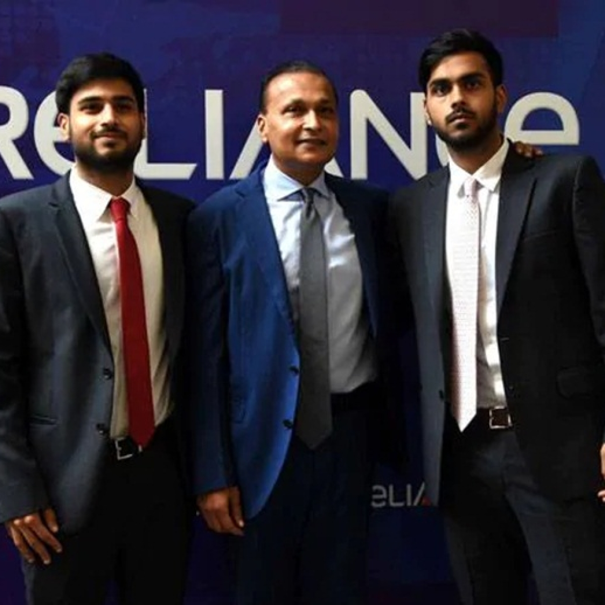 Anil Ambani inducts both sons Anmol, Anshul as board of directors in Reliance Infrastructure