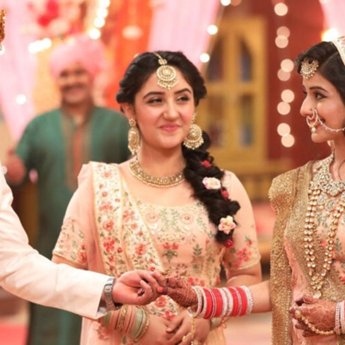 Paridhi Sharma, Aniruddh Dave asked to leave 'Patiala Babes' overnight