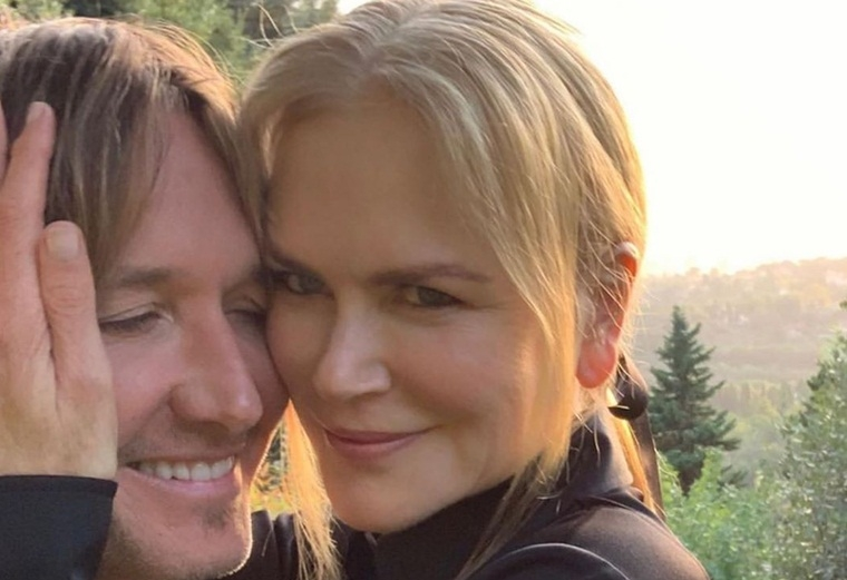 Nicole Kidman, Keith Urban spend romantic vacay in Italy