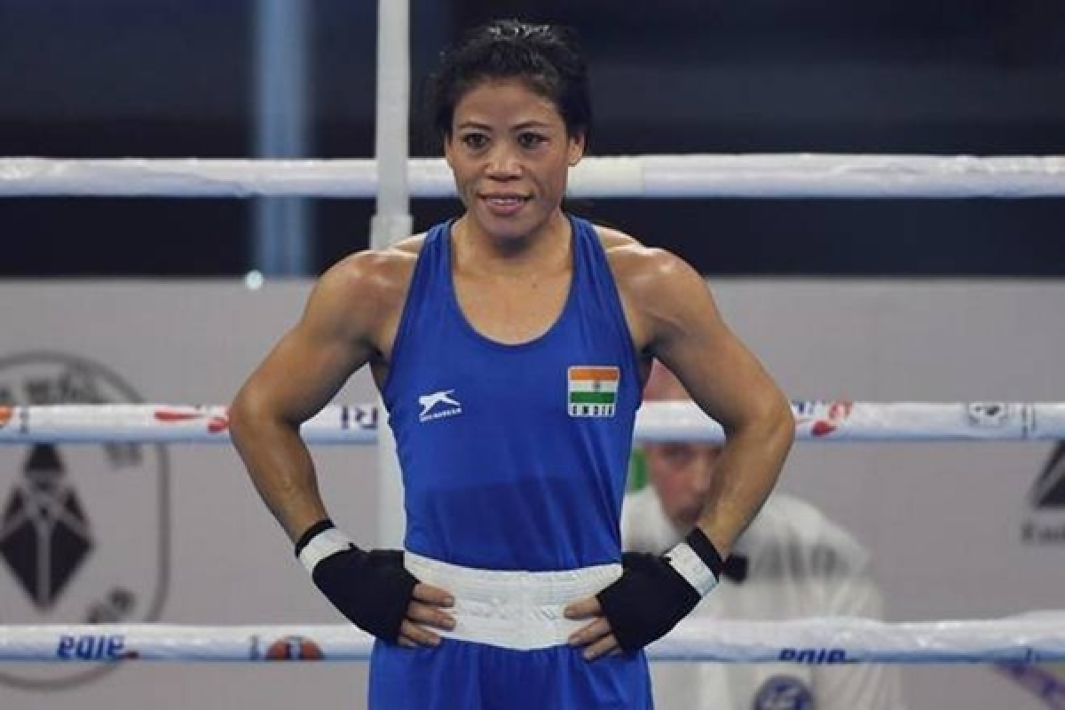 Mary Kom assured of 8th World Championships' medal