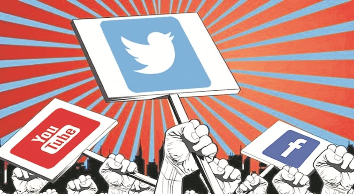 Maharashtra Cyber has its eye on social media
