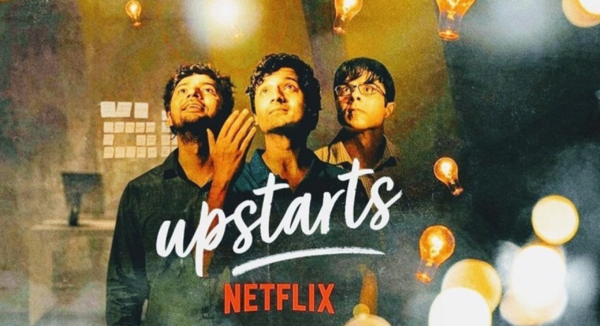The story behind 'Upstarts', Netflix India's first film on startups