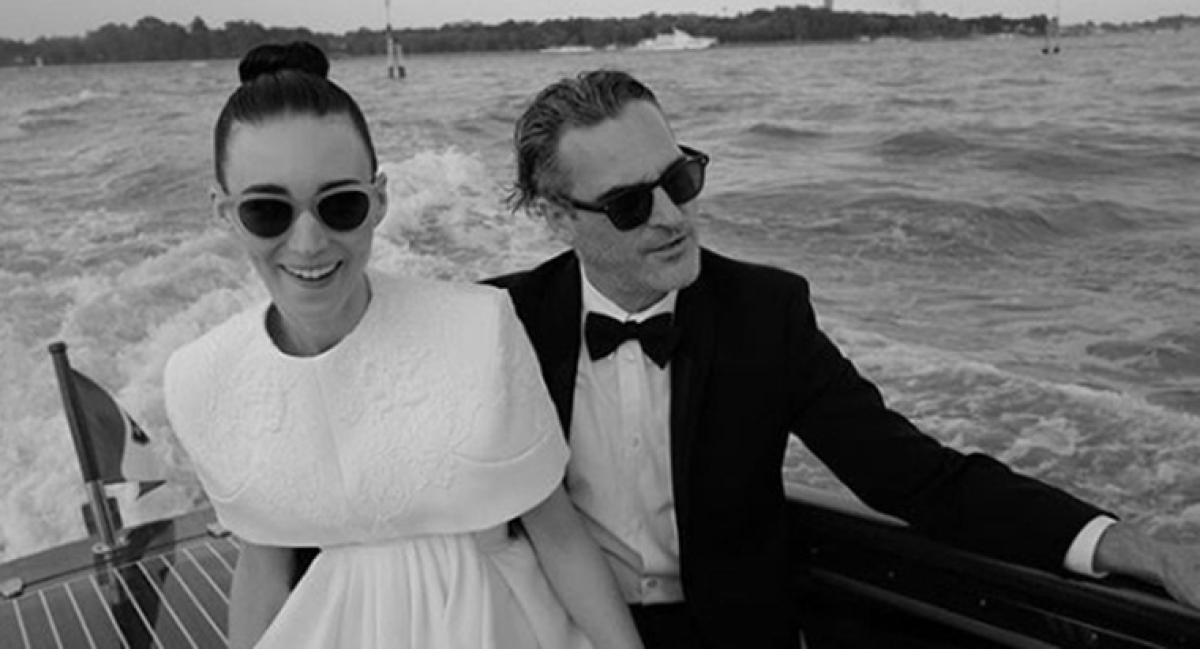 She's the only girl I ever looked up on the internet: Joaquin Phoenix on his ladylove Rooney Mara