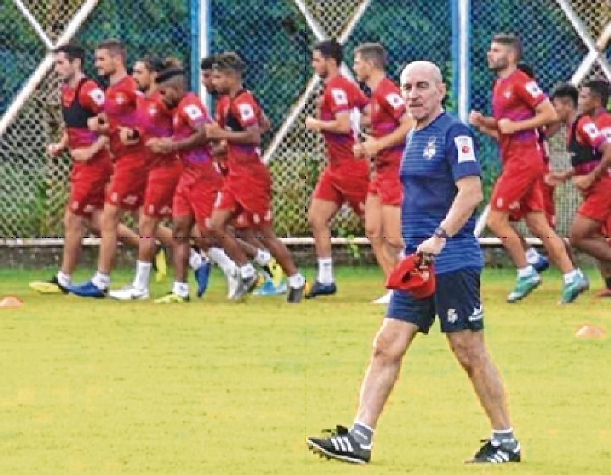 'Champions League, big motivation': Antonio Lopez Habas
