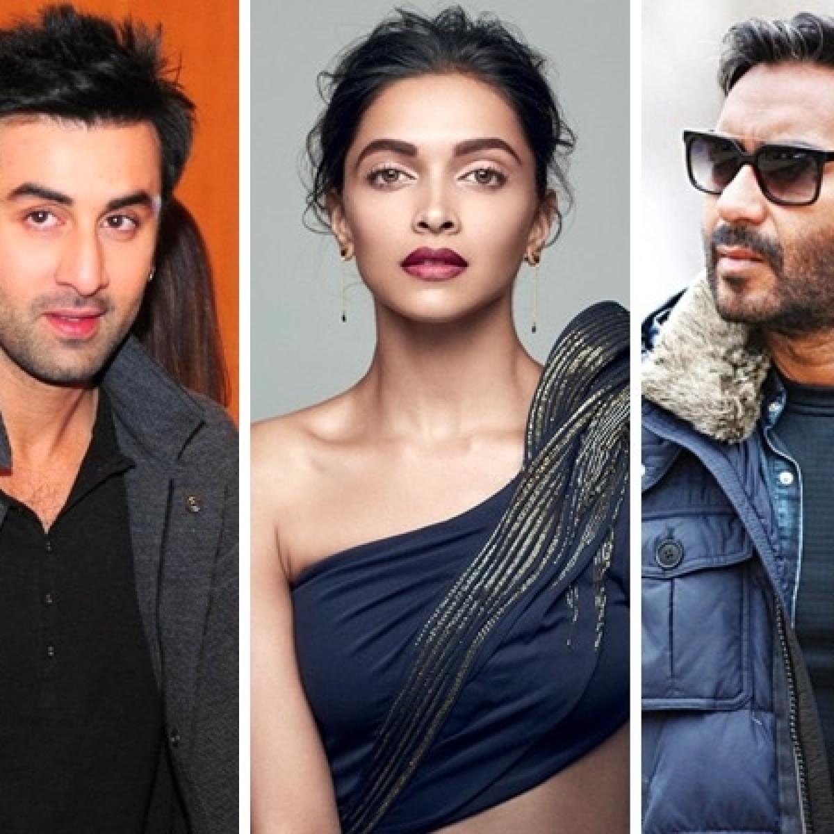 Not Ranbir Kapoor, but Deepika Padukone is Ajay Devgn's leading lady in Luv Ranjan's next