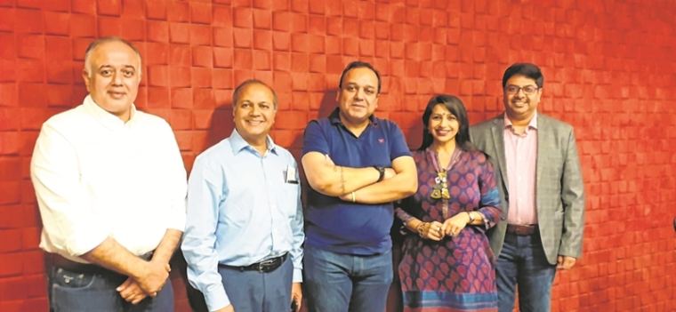 Punit Goenka elected as President of IAA India Chapter