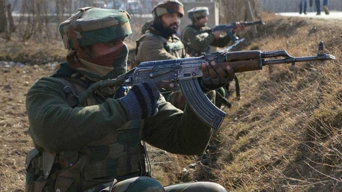 2 Jharkhand Jaguar jawans killed in an encounter with Maoists near Dassam falls