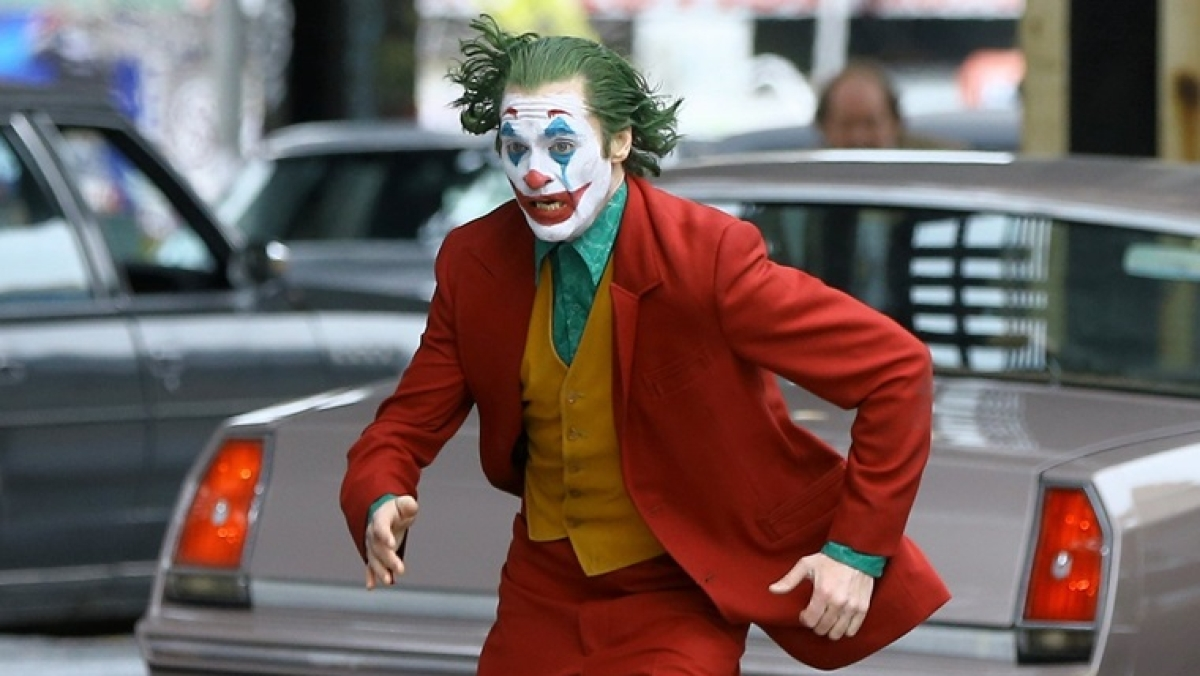 What do you get when you cross Joaquin Phoenix with 'Joker'? The highest R-rated movie of all time grossing over $800 million