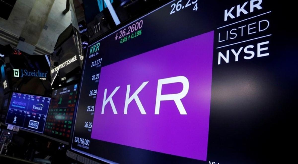 KKR India Fin CEO BV Krishnan steps down