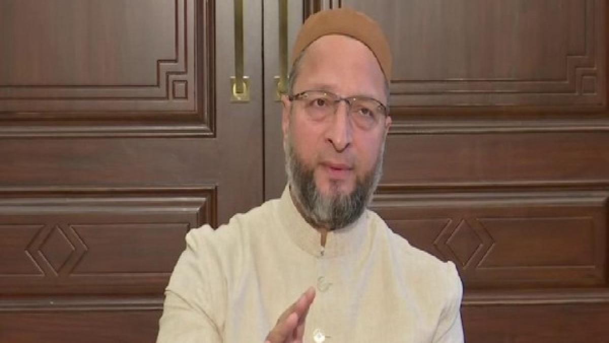 AIMIM leader and Lok Sabha MP Asaduddin Owaisi