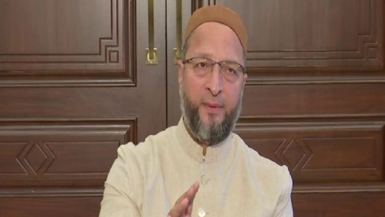 AIMIM leader and Lok Sabha MP Asaduddin Owaisi