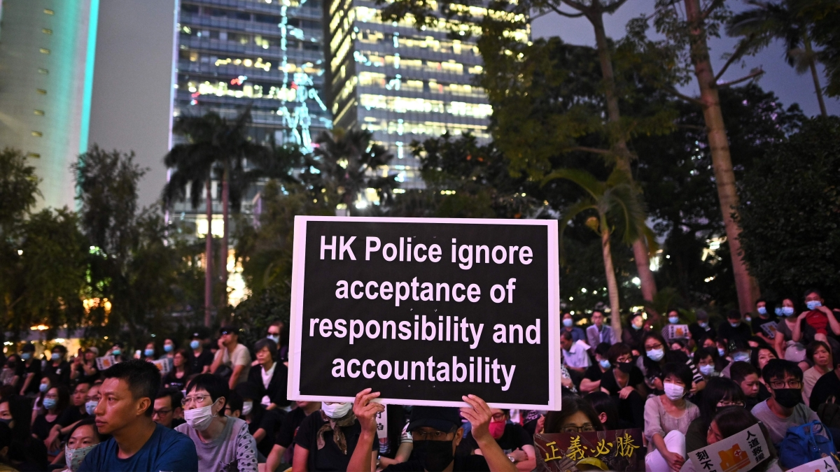 China strips license from second Hong Kong pro-democracy lawyer