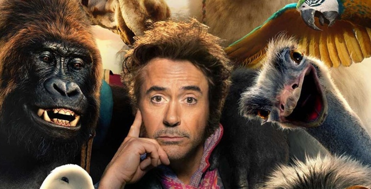 Check out the trailer of Robert Downey Jr's 'Dolittle'