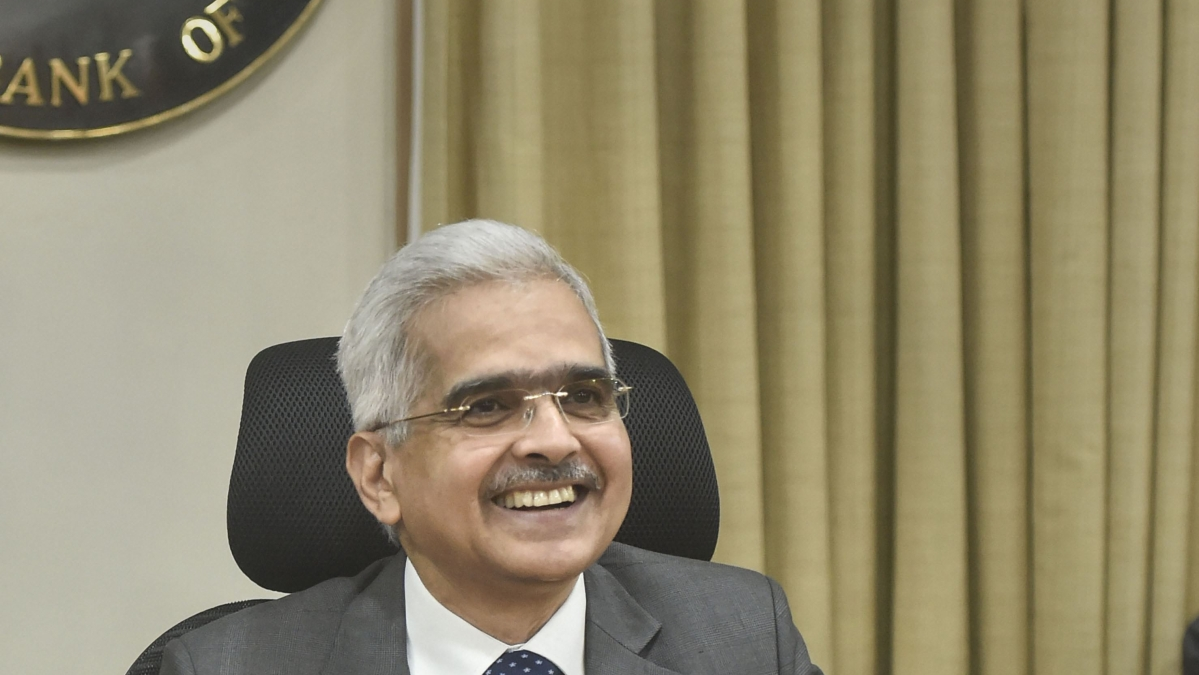 Reserve Bank of India (RBI) Governor Shaktikanta Das at the RBI's fourth bi-monthly monetary policy review meeting of 2019-20, in Mumbai, Friday, Oct. 4, 2019.
