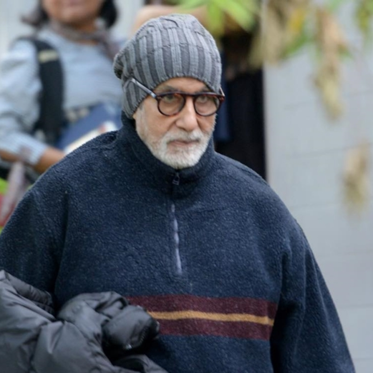 Amitabh Bachchan hospitalised? Fans panic after conflicting reports