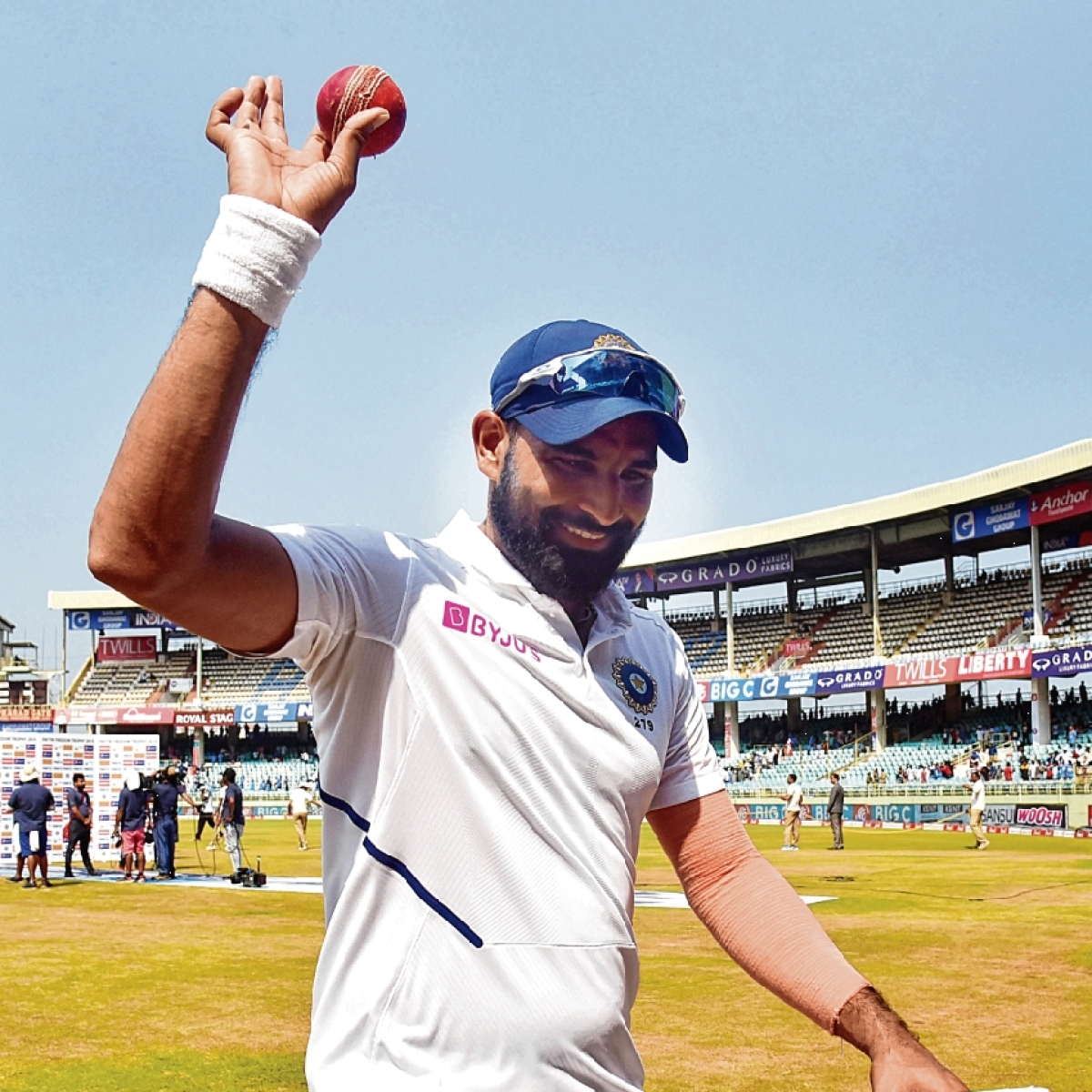 Adaptability is key, No. 1 team should be able to play on any wicket, says bowling coach