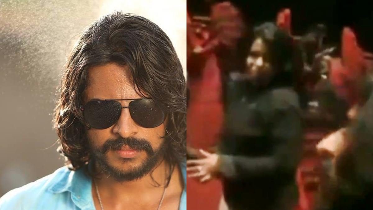 'Pakistani terrorists': Kannada actor kicks out 4 from movie theatre for refusing to stand during National Anthem