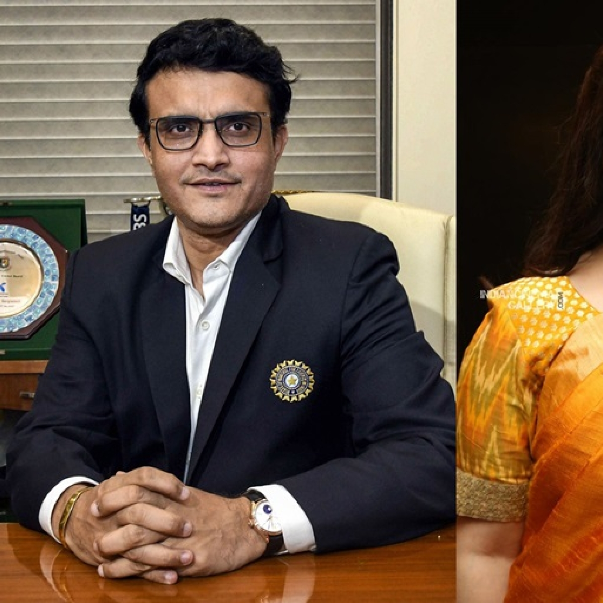 Throwback Thursday: When Sourav Ganguly and Nagma's extramarital affair was talk of the town
