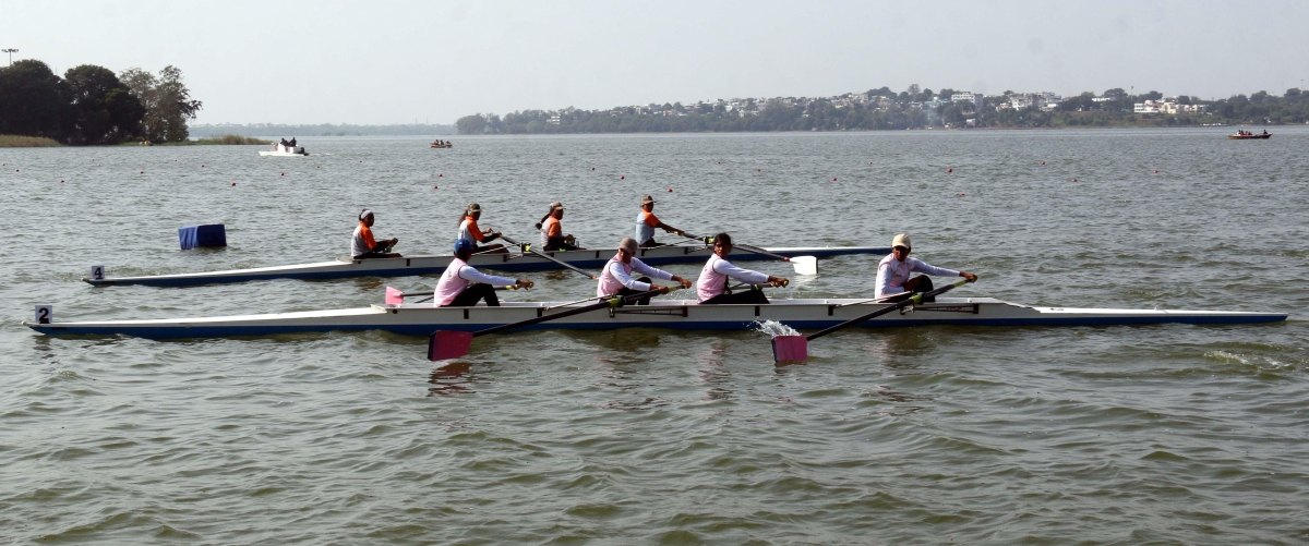 Bhopal: MP rowers grab 5 gold medals in natl C'ship